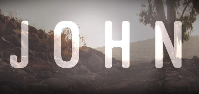 John 11-13 – Audio & Handout